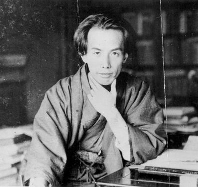 Ryūnosuke Akutagawa (1 March 1892 – 24 July 1927)
