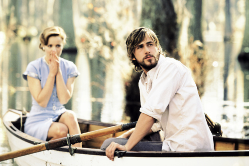 Ryan ngỗng con, gosling in The Notebook