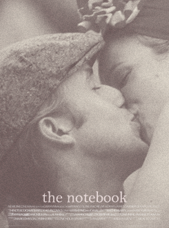 Ryan 小鹅, gosling, 高斯林 in The Notebook