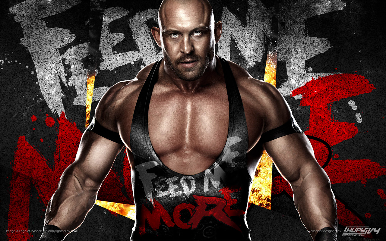 Ryback - WWE Wallpaper (32476861) - Fanpop