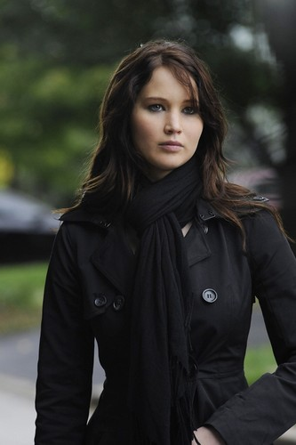 Silver Linings Playbook wallpaper probably containing an outerwear and an overgarment entitled SLP
