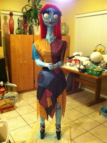 Sally from Nightmare before Рождество