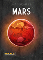 Sci-Fi Movie Travel Posters - movies fan art