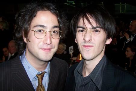 Sean Lennon and Dhani Harrison