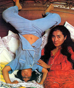Sean and Yoko