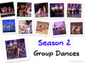 Season 2 Group Dances collage - dance-moms fan art