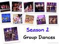Season 2 Group Dances collage - dance-moms fan art