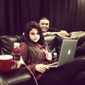 Selena Gomez and Alfredo Flores - selena-gomez photo
