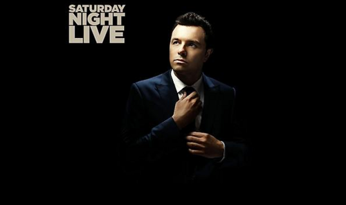 Seth MacFarlane on Saturday Night Live! <3