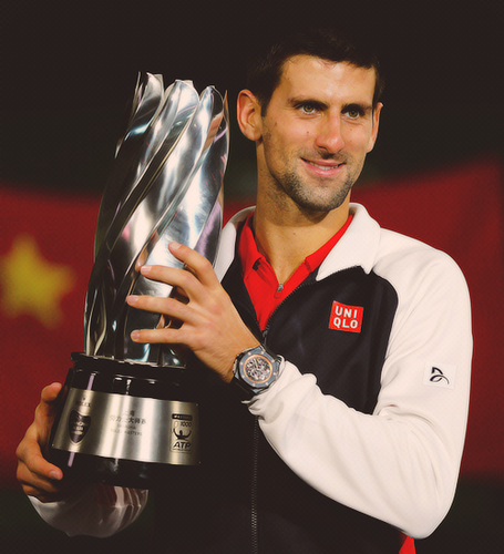 Shanghai Rolex Masters Final 2012