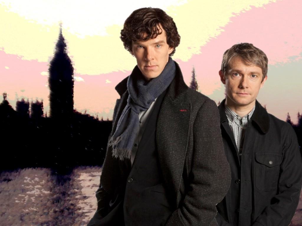 John And Sherlock Sherlock Sherlock and John