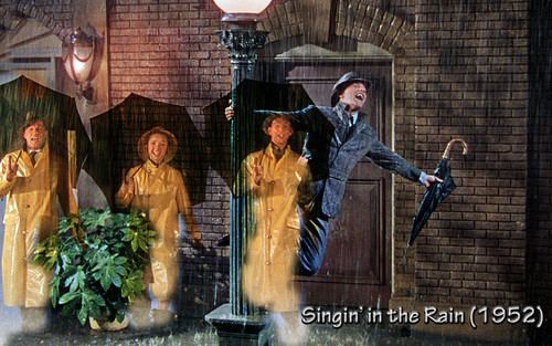 Classic Movies wallpaper entitled Singin' in the Rain 1952