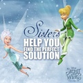 Sister sayings - tinkerbell-and-the-mysterious-winter-woods photo