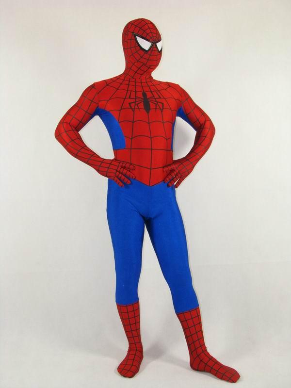 Человек паук костюмы своими руками