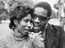 Stevie And First Wife, Syreeta