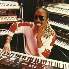Stevie In The Recording Studio