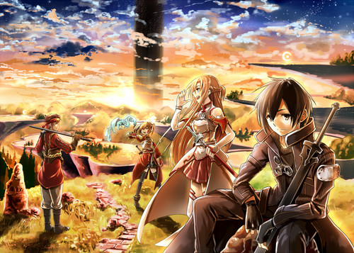 Sword.Art.Online - sword-art-online Photo