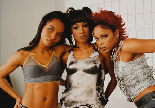 TLC (Music) wallpaper probably containing attractiveness entitled TLC