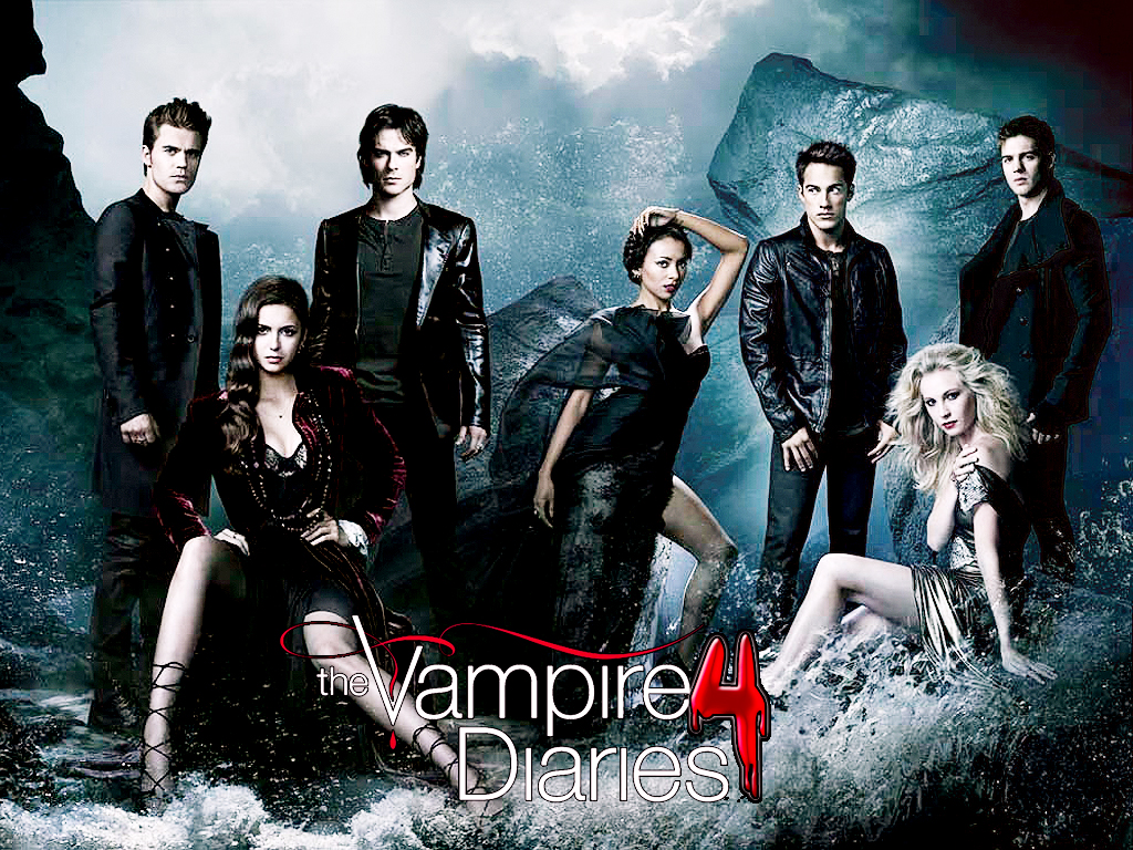TVD Season4 EXCLUSIVE Wallpapersby DaVe!!! - The Vampire Diaries TV