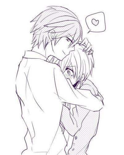 Takano and Ritsu~