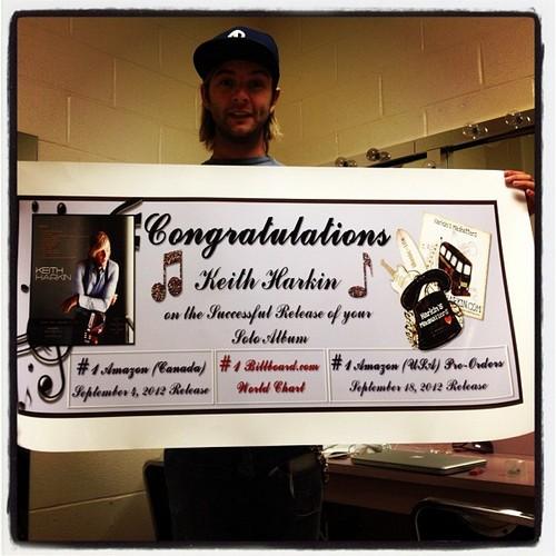 Thank you!!!!!!!!!!! #keithharkin #celticthunder