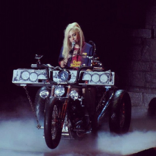 The Born This  Way Ball Tour in Barcelona