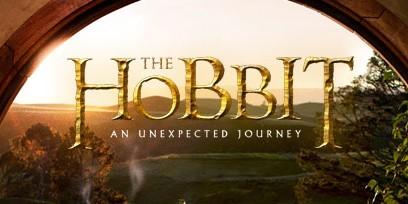 Has surprised Hobbit unexpected journey