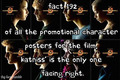 The Hunger Games facts 181-200 - the-hunger-games fan art
