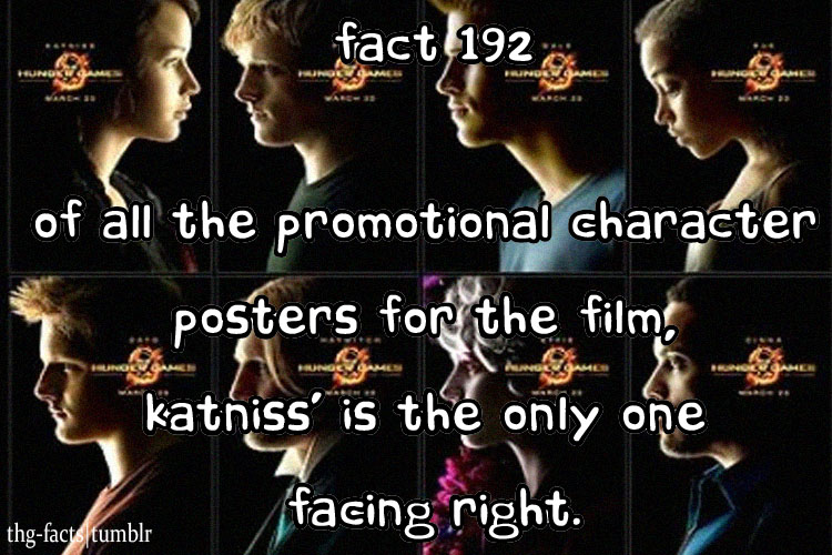 The Hunger Games facts 181-200