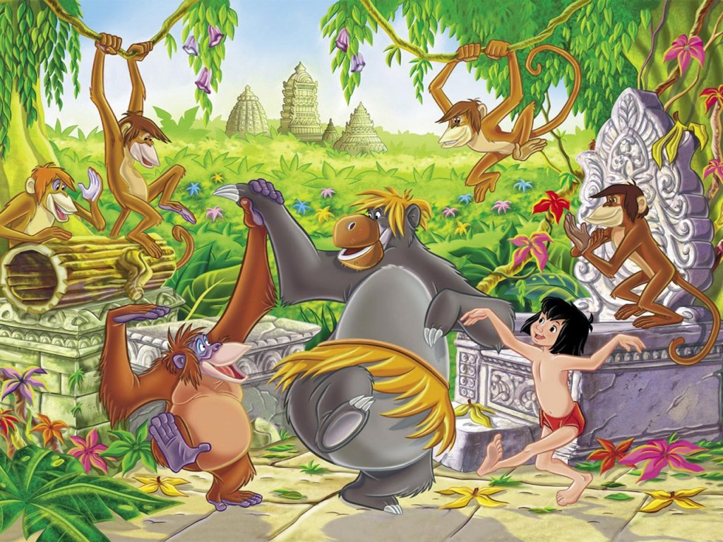 The Jungle Book The Jungle Book Fond D Ecran 32471242