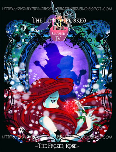 The Little Crooked Tale Chapter Four Cover