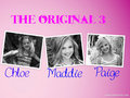 The Original 3 Collage - dance-moms fan art