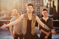 The Script Tastemakers photo - the-script photo