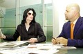 The Shrewd Businessman - michael-jackson photo