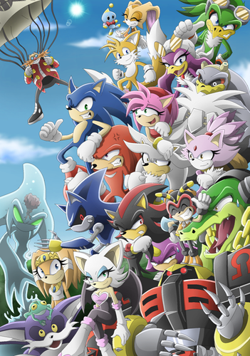 The Sonic Gang