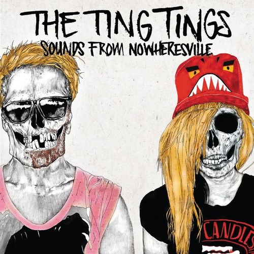 the ting tings Hintergrund called The Ting Tings