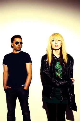 the ting tings Hintergrund containing sunglasses and a well dressed person titled The Ting Tings