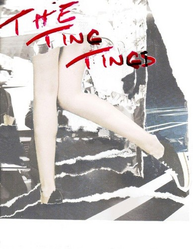 the ting tings Hintergrund entitled The Ting Tings
