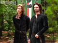 The Vampire Diaries 4x04 First Look 12th Century Klaus & Elijah in Itlay - HD