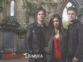 The Vampire Diaries - television wallpaper