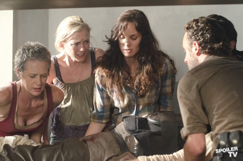 The Walking Dead - Episode 3.02 - Sick Promotional picha