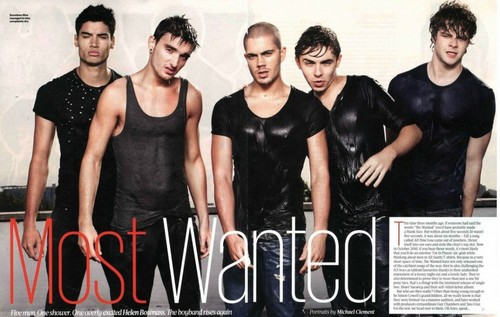 The Wanted - Most Wanted