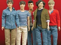 The real 1D say that the Puppen have better bodies then them!