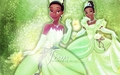 Tiana - the-princess-and-the-frog wallpaper