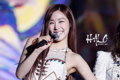 Tiffany's picture of SMTown.