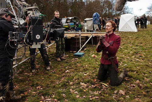 Tom Hiddleston THC