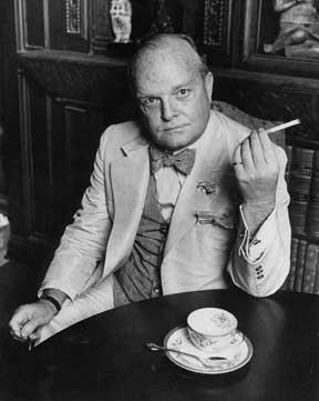 Truman Streckfus Persons-Truman Capote (September 30, 1924 – August 25, 1984