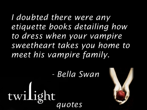 Twilight উদ্ধৃতি 441-460
