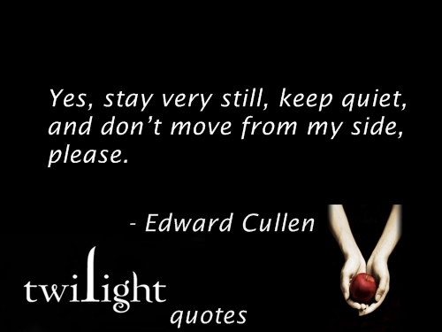 Twilight quotes 521-540 - twilight-series Fan Art