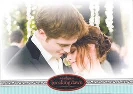 Twilight saga trading cards